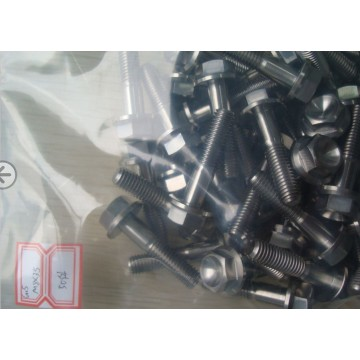99.95% Zirconium nut in stock
