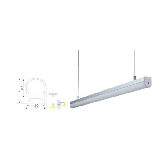 Modern Architectural Linear Light