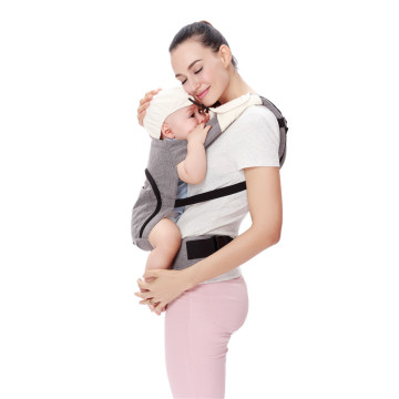 Head Support Baby Backpack Carrier