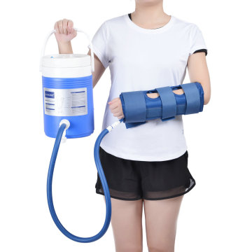 Rehabilitation Therapy Supplies Hand Cryo Cuff with Cooler
