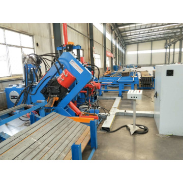 Jinan CNC Electric Transmission Angle Tower Equipment