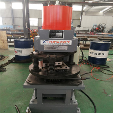 CNC Angle Cutting Notching Machine