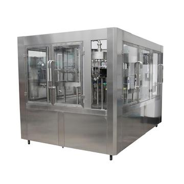 5000BPH Hot Juice Filling Machine