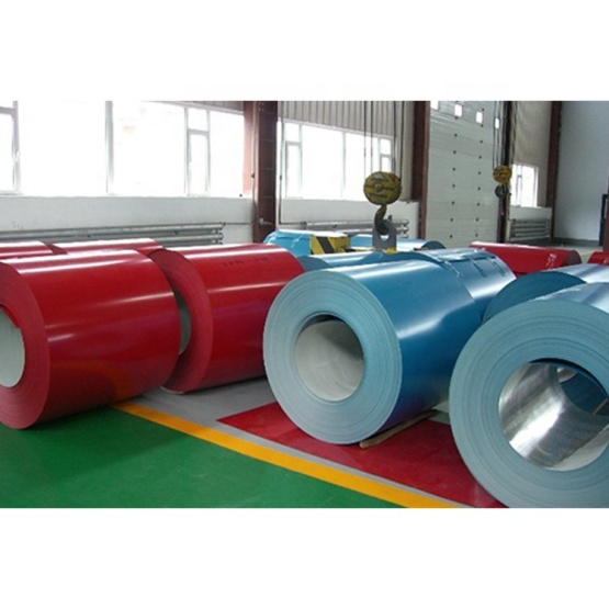Zinc Color Coating Line Steel