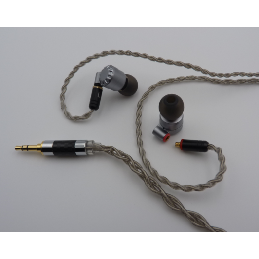 In Ear Monitor Headphones with Dual Driver