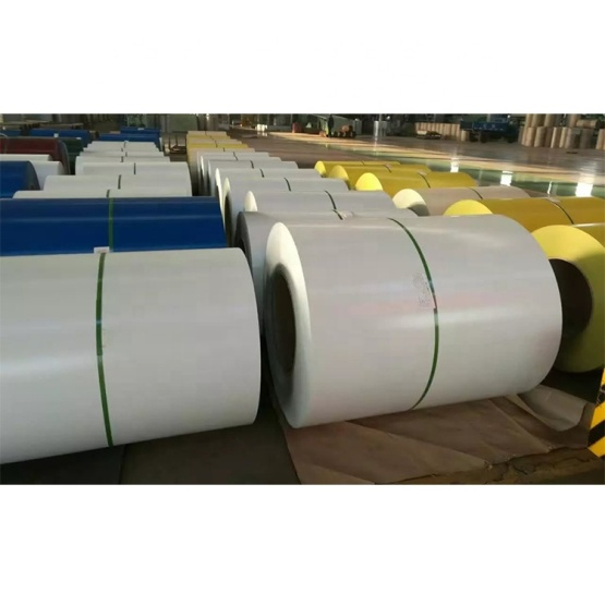 JIS ASTM Color Coated Steel Coil