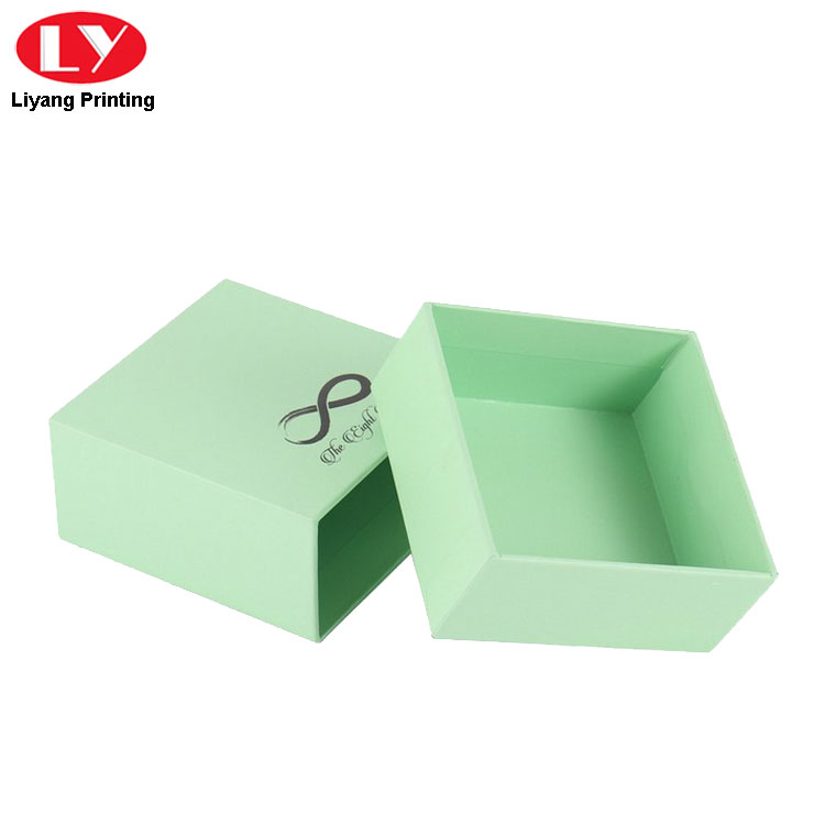 Green Boxes Drawer