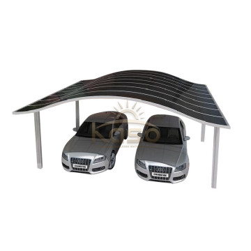 New Design Mobile Aluminum Modern Carport