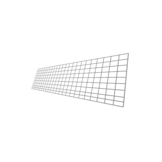 Hot dip galvanized welded wire mesh panel