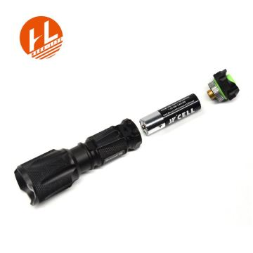 high power portable mini rechargeable tactical flashlight