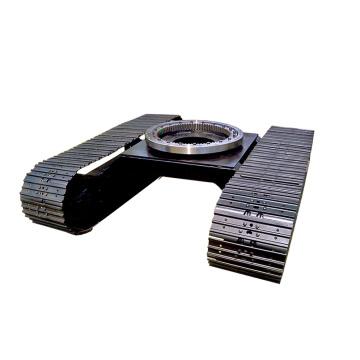 重型工程设备底盘零件