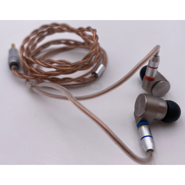 HiFi Earbuds with 3.5mm Gold Plated Plug