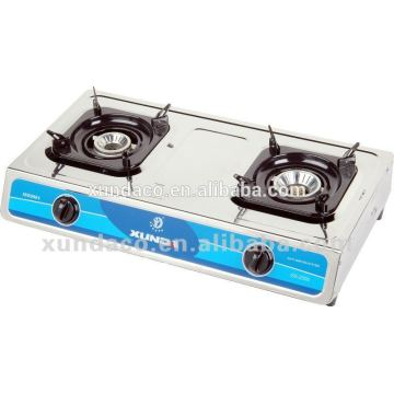 Classic Type Double Burner Gas Cooker