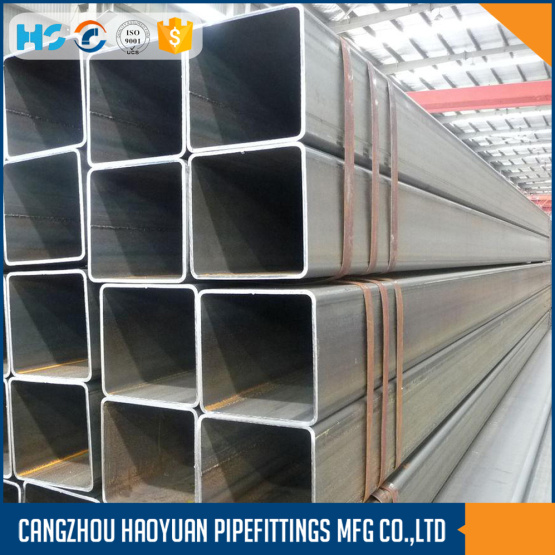 Large Diameter SS 316L Seamless Square Pipes
