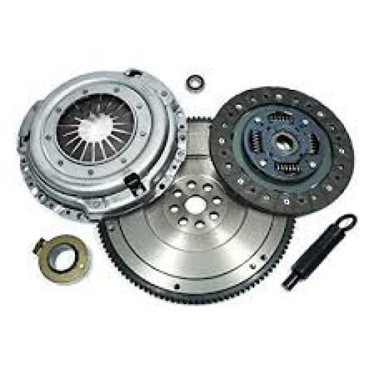 aluminum clutch plate cover and housing