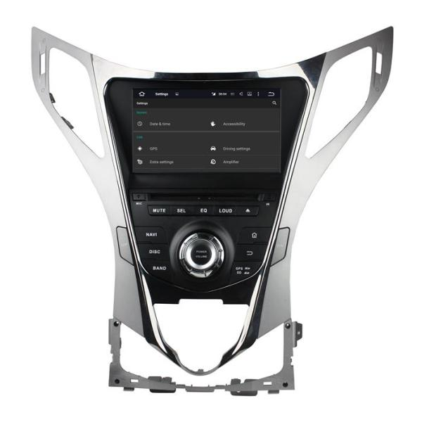 car stereo with gps for Azera