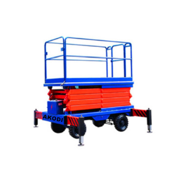 Mobile Scissor Lift 6 meter