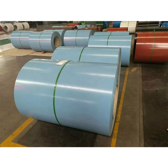 Product Coil Aluzinc Color Coated Steel Coils