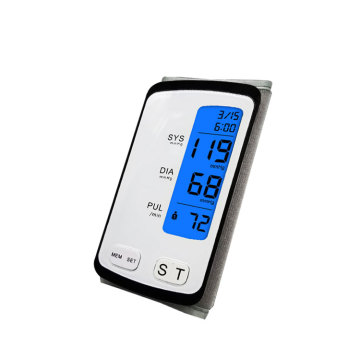 Automatic Mercury Blood Pressure Monitor Upper Arm