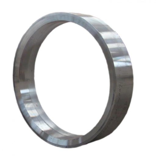 Machine tool gear ring forging