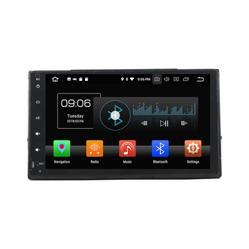 Corolla 2016 car dvd player touch screen