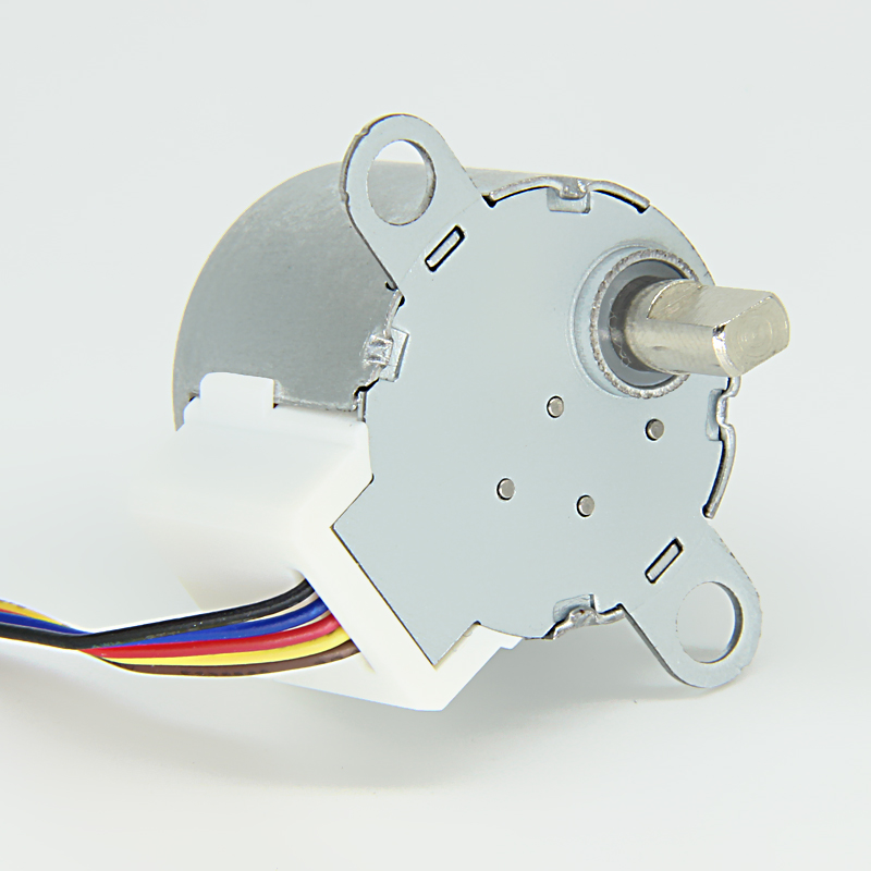 24BYJ48 Mini Geared Stepper Motor | Small Geared Stepper Motor for CNC Machine