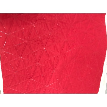 Diamond Design Ultrasonic Microfiber Fabrics