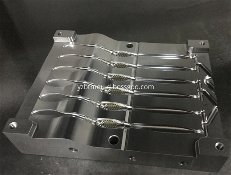 Plastic Injection Mould for Toothbrush Handles