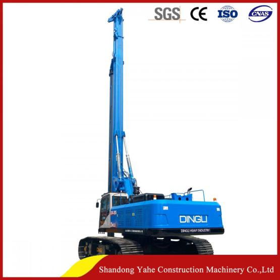 DR-285 hydraulic drilling rig rotary for sale