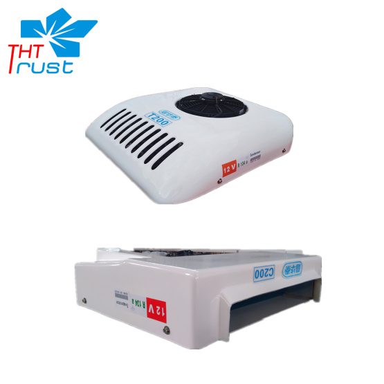 12V/24V van rooftop refrigeration unit cooling chiller
