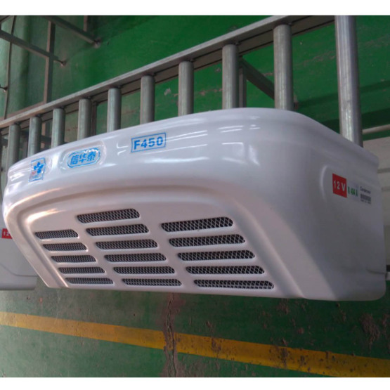 transport freezer truck cooling unit