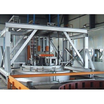 Large Gas Carburizing Furnace
