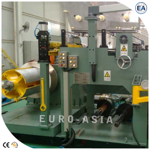 CNC Foil coil winding machinery