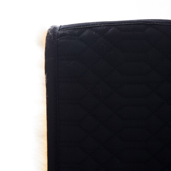Western Sheepskin Saddle Pad Blanket