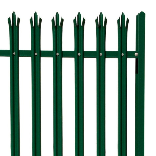 2020 hot sale China factory Wrought Iron palisade Fence Panel