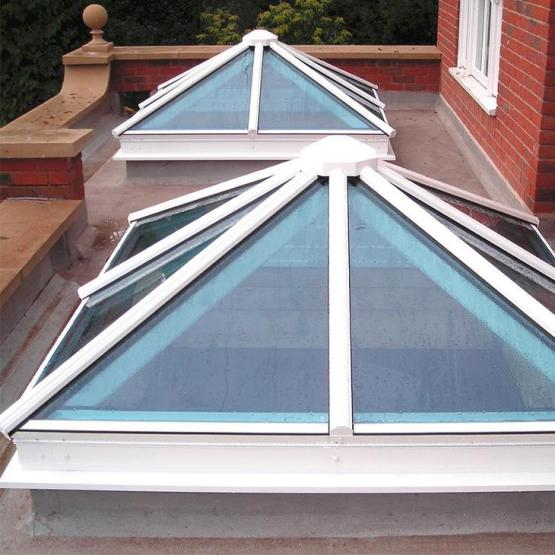 UPVC Profiles For Roofing Lantern