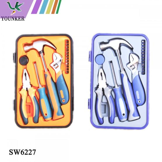 Multifunctional Woodworking Household Hardware Hand Tool Set