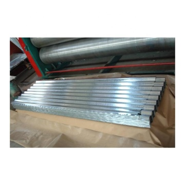Galvanized Color Corrugated Steel Sheet
