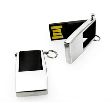 Real Capacity Swivel Metal USB Flash drives