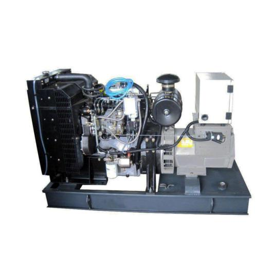 50KVA Lovol Engine Generator Set Price