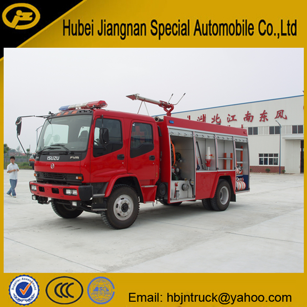 Fire tender price