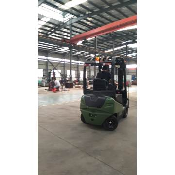 THOR Mini battery forklift truck THOR1.8 load AC motor