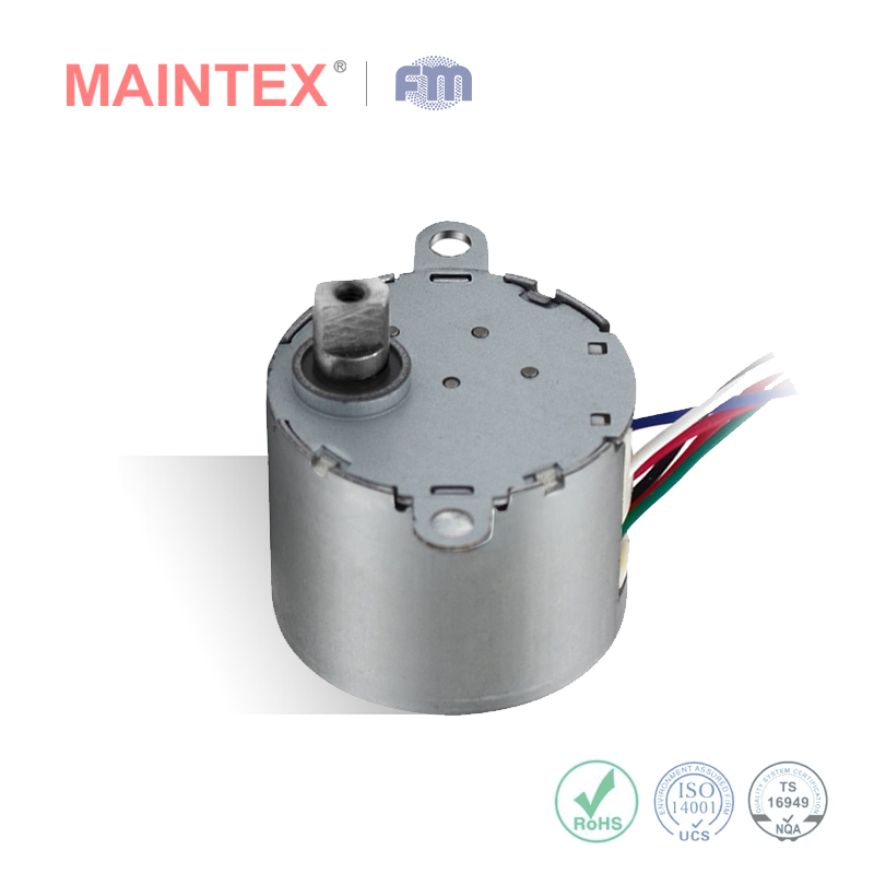 high torque stepper motor, high torque motor for air conditioner, high torque motor for air Fan, High Torque Stepper Motor with Gearbox