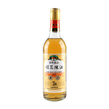 Osmanthus-flavored Rice wine 500ML