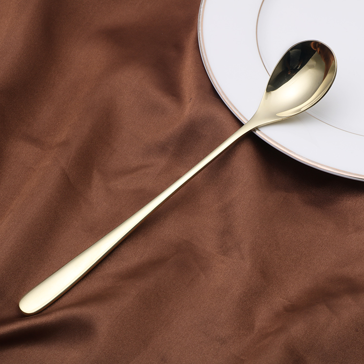 Stainless Steel Ice Spoon