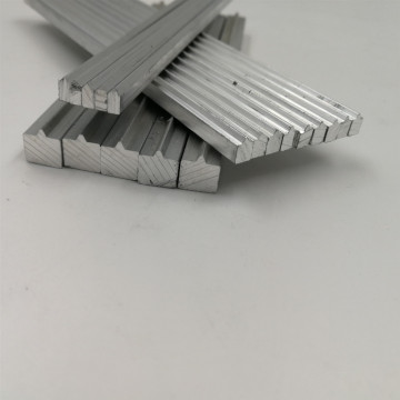 Aluminum Seal Bar For Automobile Radiators