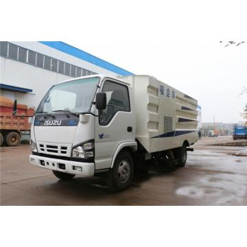 2019 HOT SALE ISUZU 5cbm sweeper truck