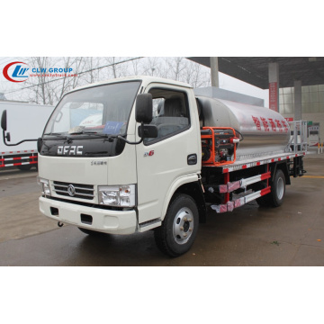 2019 New Dongfeng 4tons Asphalt Distribution Truck