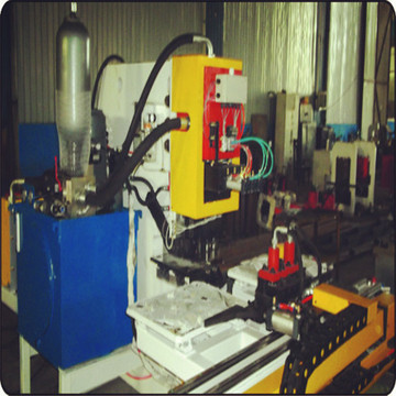 CNC Punching Machine Hydraulic for Steel Plates