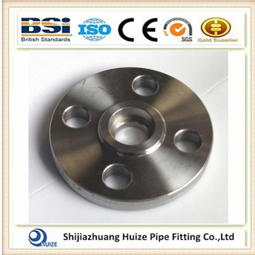 ANSI B 16.47 bsp threaded flange